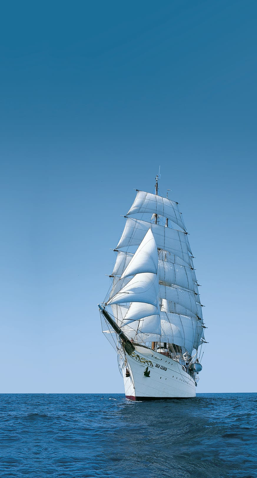 THE  SEA  CLOUD