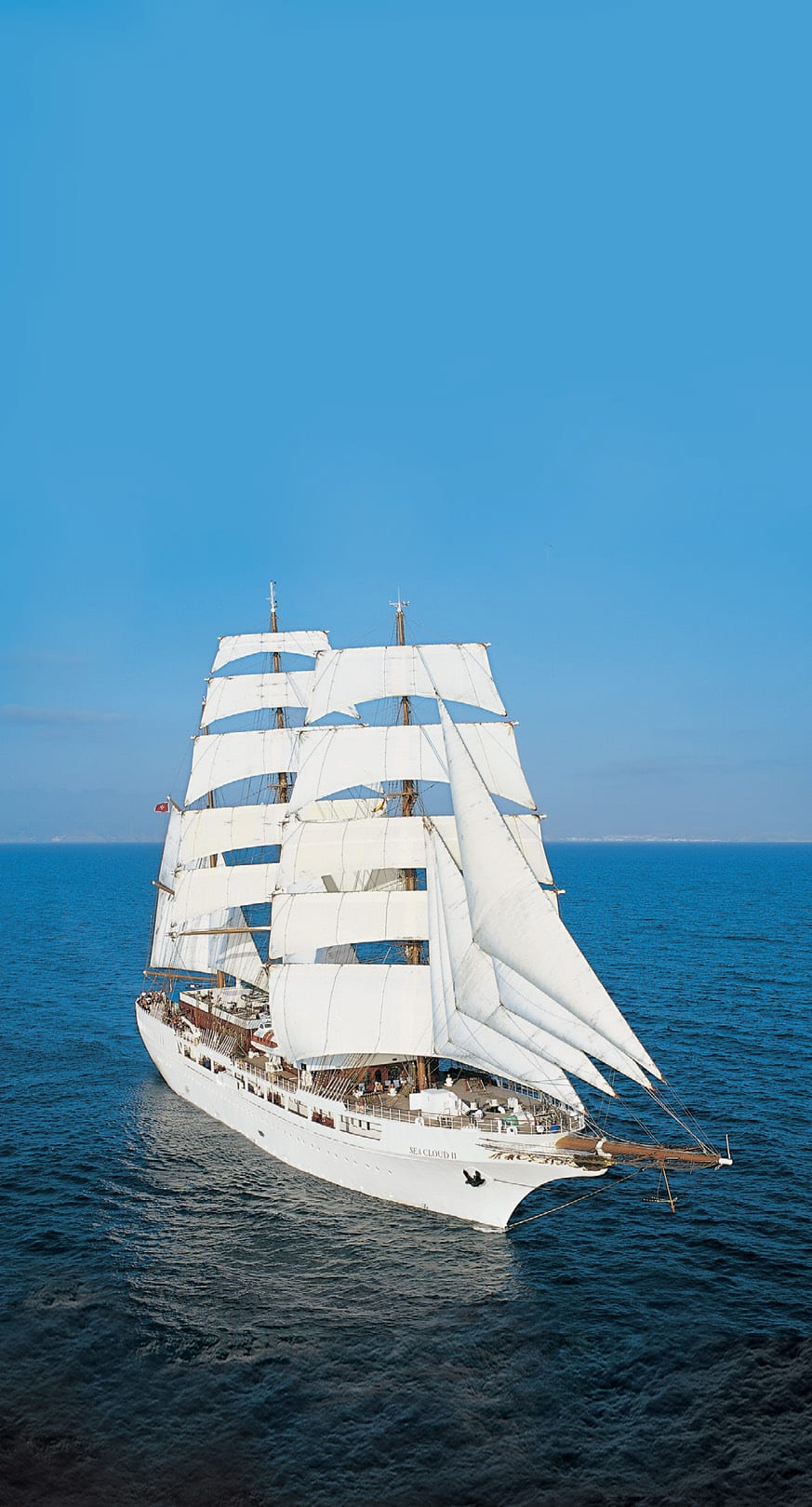 THE SEA CLOUD II