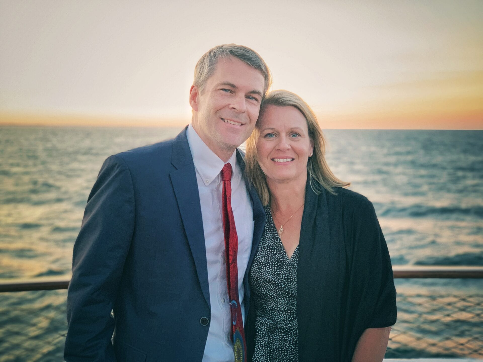 Karl & Julie Johnson, Managing Directors
